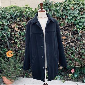 J. Crew Black Lovely Women Coat